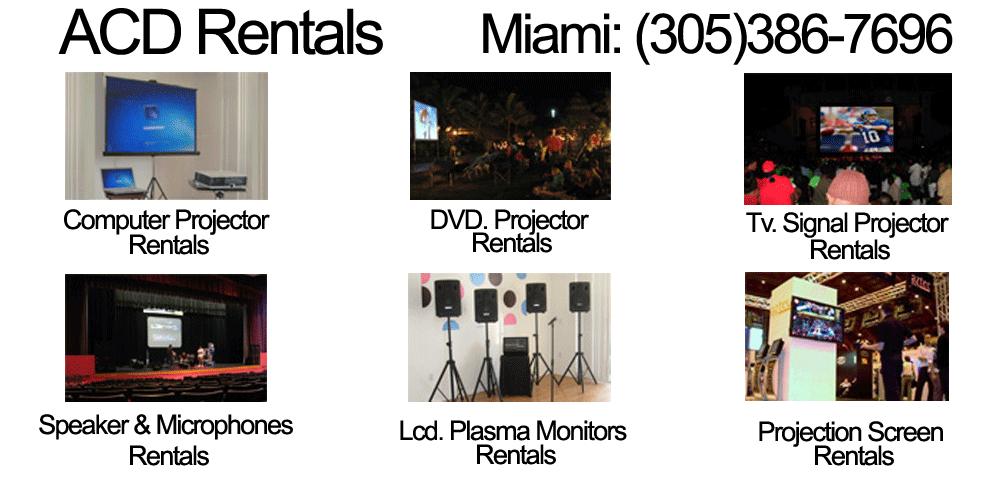 Tv. Signal Projectors