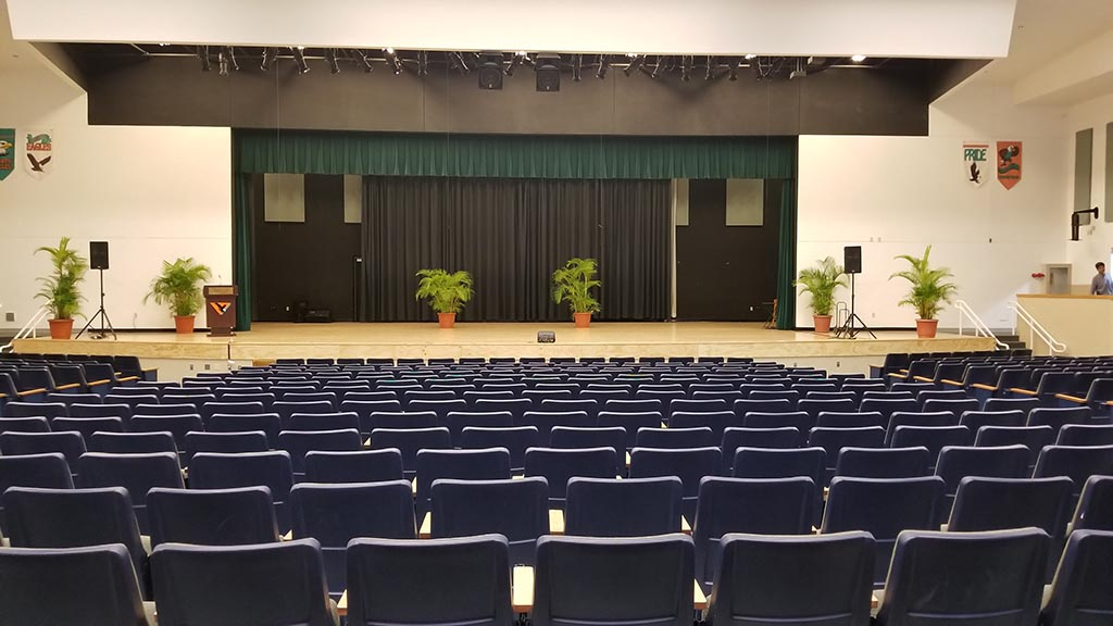 Sound System Speaker and Microphone rentals Miami